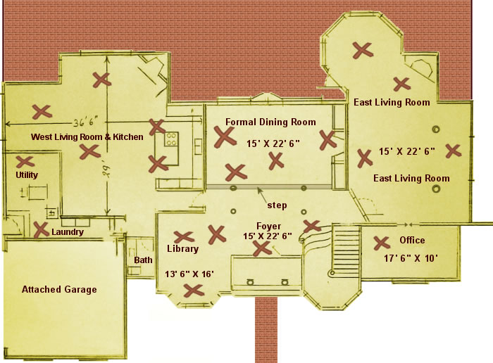 House Plans X Marks The Spot Eplans Prairie House Plan X Marks The ...